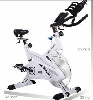 L NOW Indoor Cycling Bike - Pro Exercise Bike Home Cardio Gym Sports HIIT for Sale in San Diego, CA