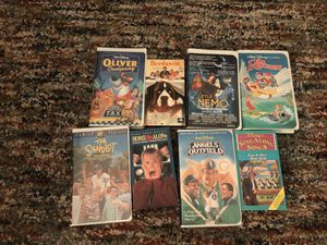 VHS movies for Sale in Mercer Island, WA