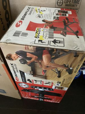 Bowflex SelectTech 552 Adjustable Single Dumbbell, Brand New Unopened💪 for Sale in Vallejo, CA