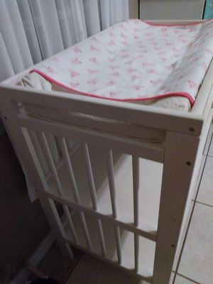Changing table for Sale in Bradenton, FL