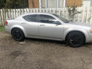 2009 Dodge Avenger parts only for Sale in Pittsburgh, PA