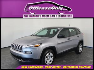 2017 Jeep Cherokee for Sale in North Lauderdale, FL