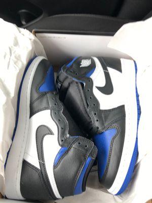 Jordan 1 Royal toes GS for Sale in Kansas City, KS