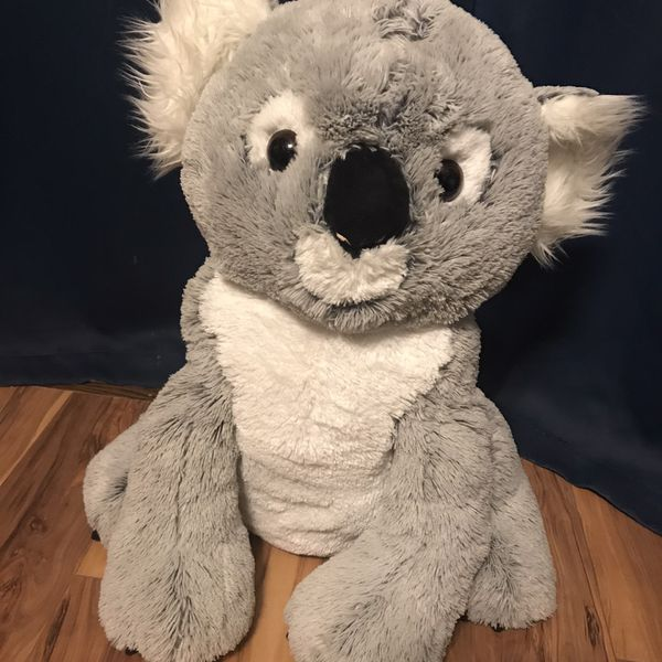 "Large 25"" Stuffed Koala - Very Soft And Clean! By Hug Fun"