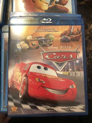 Disney 6 lot Blu-ray movies with DVD for Sale in Cape Coral, FL