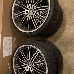 BMW 22's $800 OBO for Sale in Madera, CA