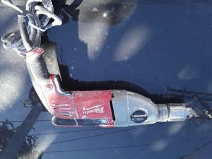 Milwaukee rotor hammer drill gor sale works good for Sale in San Diego, CA