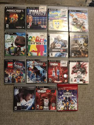 PlayStation 3 Games for Sale in Mesa, AZ