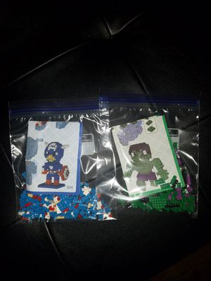 Building Bricks Avengers characters for Sale in Dunedin, FL