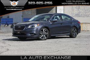 2017 Subaru Legacy for Sale in Montebello, CA