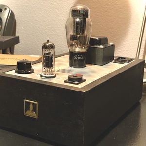 Bottlehead Crack Amp + Speedball Upgrade + Blue Alps Japan + Locking TRS + Tubes for Sale in Castro Valley, CA