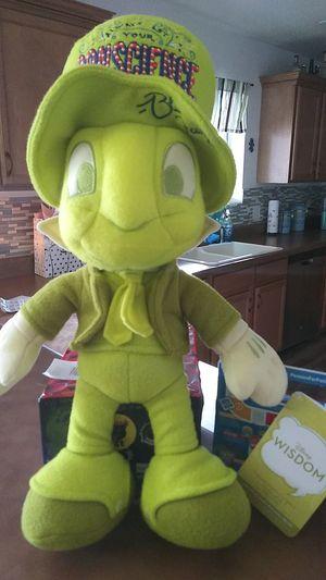 Disney Wisdom Series Jiminy Cricket for Sale in CORONA DE TUC, AZ