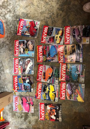 Hot VW's magazines for Sale in Renton, WA