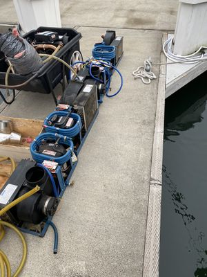 Marine Air reverse cycle heat & A/C for Sale in Bothell, WA
