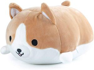 Corgi Plush,Cute Stuffed Animal Dog for Kids 3-12 Year Old Corgi Gifts Hugging Pillow for Home Office Best Kids Toddlers Toy Gift for Birthday Chirst for Sale in Diamond Bar, CA