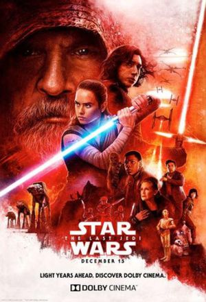 STAR WARS 8 THE LAST JEDI (HD ITUNES) digital movie code. Instant delivery! Free Shipping! (DC4) for Sale in New York, NY