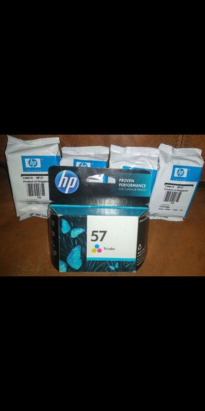 HP Tri-Color 57 Ink for Sale in Piney Flats, TN