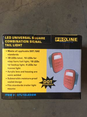 New led waterproof submersible trailer truck light kit for Sale in Mount Baldy, CA