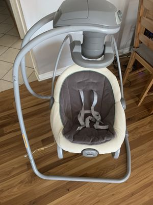 Graco baby swing for Sale in Des Plaines, IL