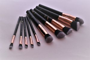 10 pcs high quality makeup brush set for Sale in Los Angeles, CA