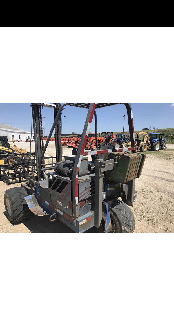 2001 Princeton D50 Forklifts