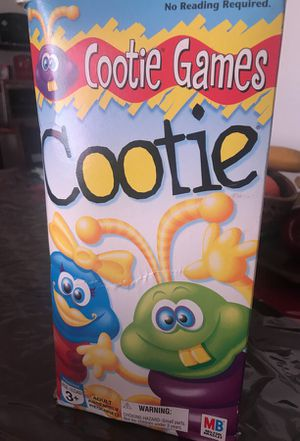 Cootie game toy for Sale in Dallas, TX