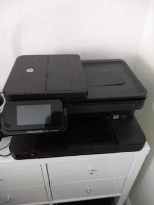 HP PHOTOSMART 7525 ALL IN ONE PRINTER for Sale in Tyler, TX