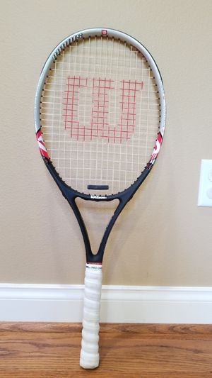 Wilson Tennis Racket (price reduced) for Sale in Redmond, WA