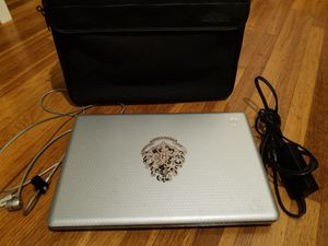 """HP G720US 17"""" i3 Laptop w/lock and Case for Sale in Newton, MA"""