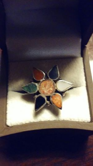 Sterling silver ring with 925 stamp for Sale in San Antonio, TX