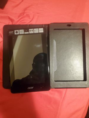 Acer Tablet for Sale in Antioch, CA