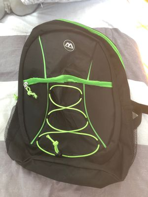 Green and Black Backpack for Sale in Naperville, IL