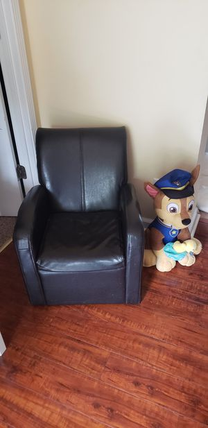 Kids leather chair for Sale in Moyock, NC