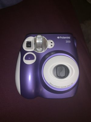 300 Polaroid Instant Camera for Sale in West Springfield, VA