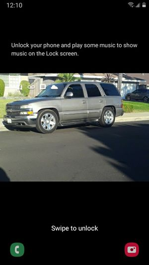 2001 chevy tahoe for Sale in Montclair, CA