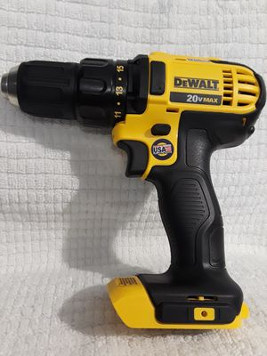 ( PRICE IS FIRM) DEWALT 20 V MAX COMPAC DRILL 2 SPEED (TOOL ONLY) for Sale in Charlotte, NC