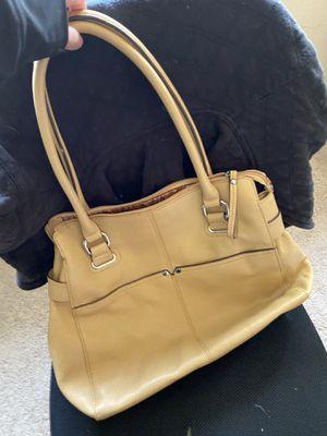 Tan tignanello bag for Sale in Longmont, CO