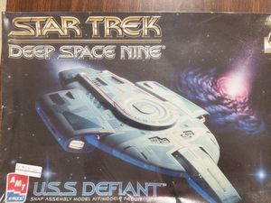 Star trek Deep Space 9 USS Defiant model for Sale in Spout Spring, VA
