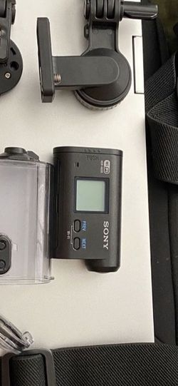 Sony Action Cam + Accessories for Sale in Livermore,  CA