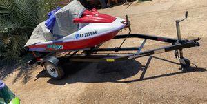 Zieman Single Jet ski trailer for Sale in Glendale, AZ