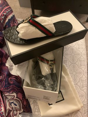 Gucci GG Flip Flop for Sale in Baltimore, MD