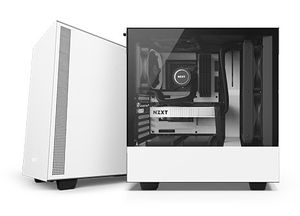 NZXT H500 Tempered Glass ATX Mid Tower Computer Case for Sale in Arlington, VA