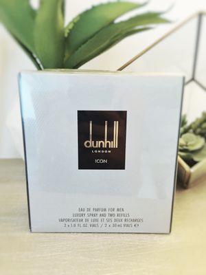 Dunhill Icon Eau de Parfum for Men with 2 refills 60ML for Sale in Miami, FL