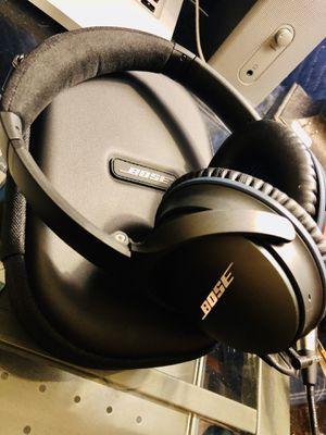 Bose QC25 Headphones + 2 Bonus Wireless Headphones ($230 OBO) for Sale in Hemet, CA