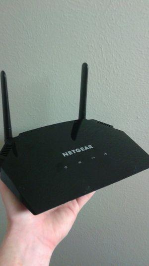 Netgear AC1600 Smart wifi router for Sale in Denver, CO