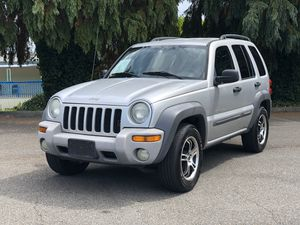 2003 Jeep Liberty for Sale in Tacoma, WA