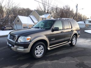 2006 Ford Explorer Eddie Bauer Edition for Sale in North Haven, CT
