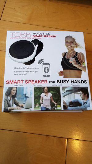 Tokk smart speaker - BRAND NEW! - in Santa Monica for Sale in Los Angeles, CA