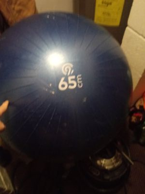 Stability exercise ball 65cm for Sale in Four Oaks, NC