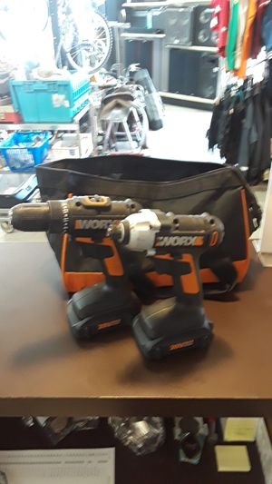 Cordless Drill and Impact (12817] for Sale in Phoenix, AZ